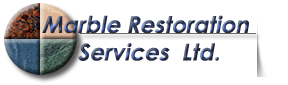 Marble Restoration Services Ltd. Ottawa Logo.